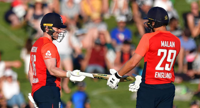 Malan, Morgan Blast England To Overwhelming Win Over New Zealand