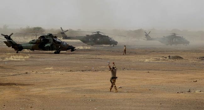 13 Killed In Mali Helicopter Collision
