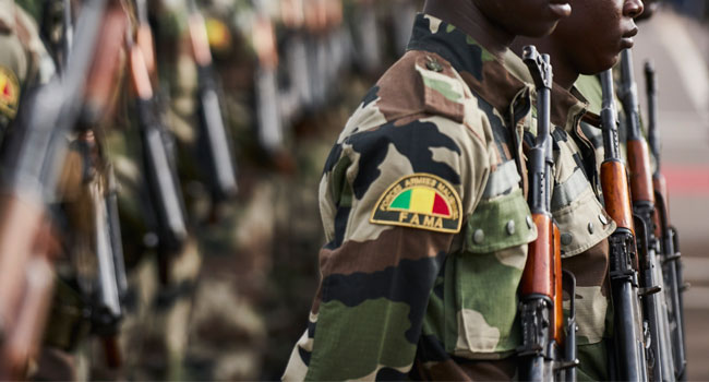 24 Soldiers, 17 Insurgents Killed In Clashes In Eastern Mali
