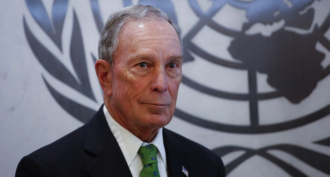 Michael Bloomberg 'Will Fail' If He Joins White House Race – Trump