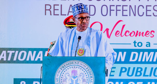 Nigerians Yet To Benefit From N1trn Constituency Projects, Says Buhari