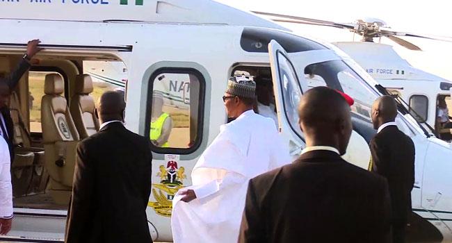 Buhari Embarks On Five-Day Working Visit To Daura
