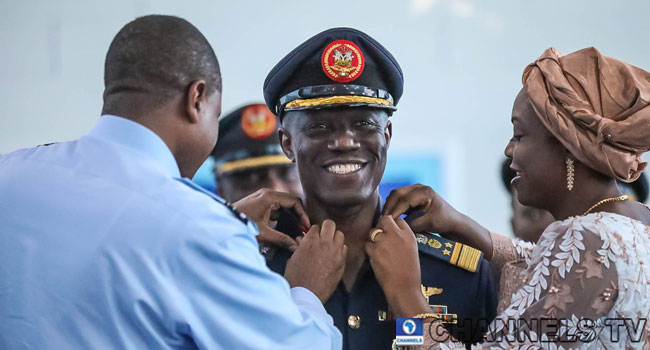 Nigerian Air Force Will Only Reward Professionalism, Says Air Chief