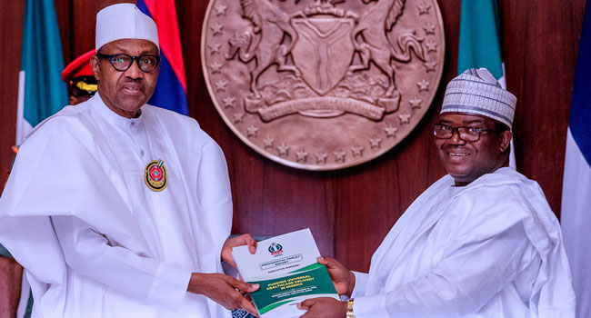 Buhari Pledges Action As NIPSS Submits Report On Universal Healthcare Delivery