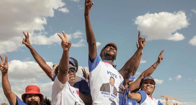 Namibia Set For Election Amid Economic Downturn