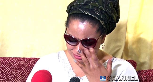VIDEO: I Was Attacked, Harassed By APC Thugs – Natasha Akpoti