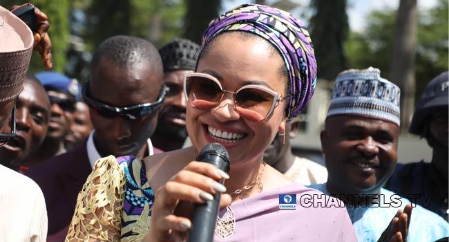 INEC Challenges Judgement Upholding Natasha Akpoti's Candidacy