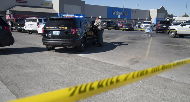 Three Killed In Oklahoma Walmart Shooting, Including Gunman