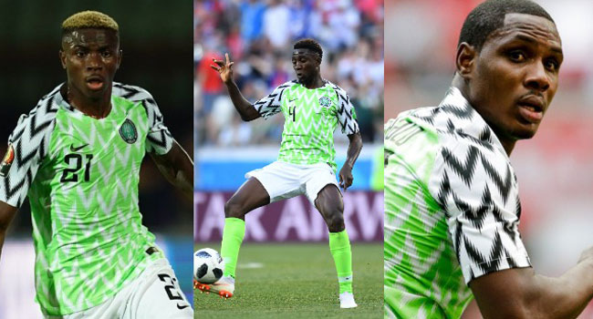 CAF Nominates Osimhen, Ndidi, Ighalo For 2019 Mens Footballer Awards