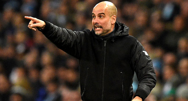 Man City Won't Give Up On League Title Chase, Says Guardiola