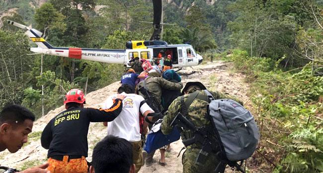 Toll Rises To 21 In Philippines Quakes