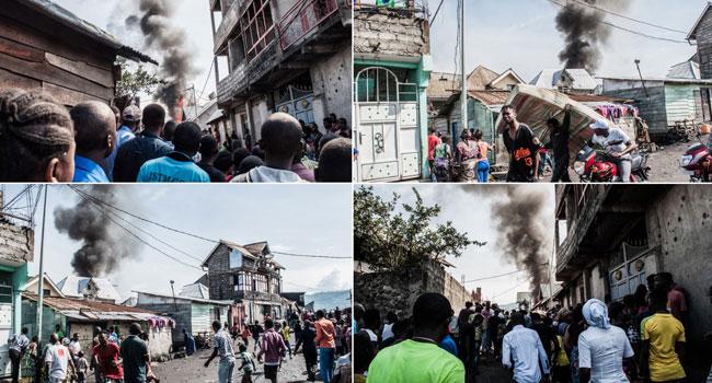 Updated: Plane Crash Kills 29 At DR Congo City