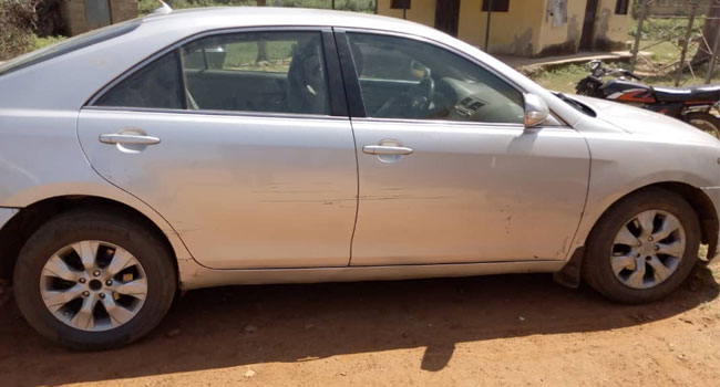Police Arrest Notorious Armed Robber, Recover Vehicle