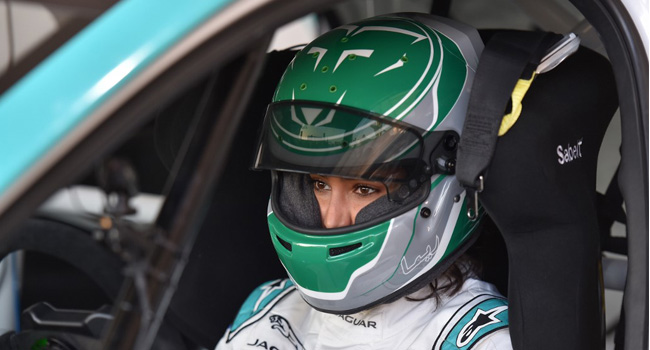 Saudi Arabia's First Female Car Race Driver Set To Compete In Kingdom