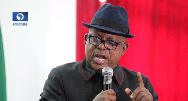 Sallah: Secondus Asks Muslims To Pray For Nigeria Over Leadership Failure