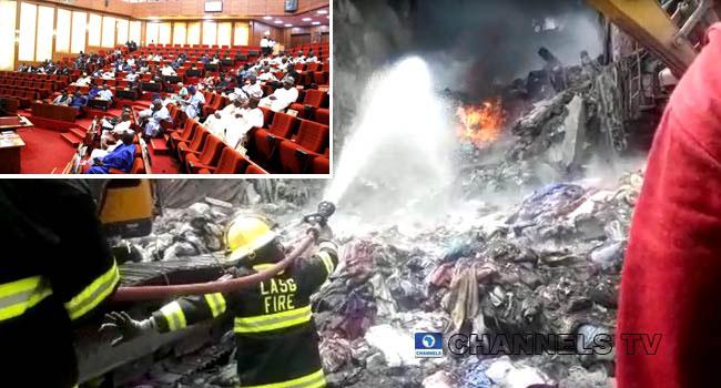 Provide Firefighting Equipment In All Major Markets, Senate Tells FG