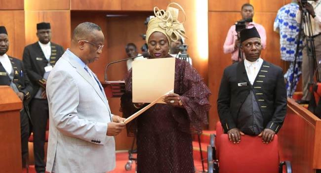 Senate Swears In Olujimi After Defeating Adeyeye In Court