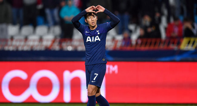 Spurs To Take Action After Korean Star Son Suffers Racial Abuse