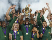 South Africa Overpower England 32-12 To Win Rugby World Cup