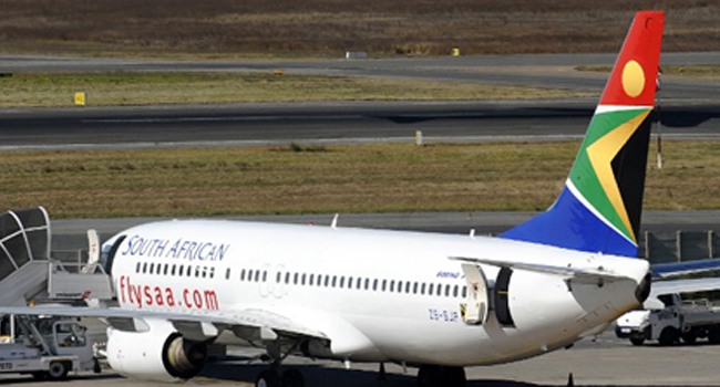 South Africa To Replace SAA With 'New National Carrier'