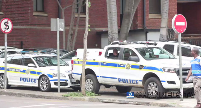 South African Policemen Arrested For Illegal Liquor Deals During Lockdown