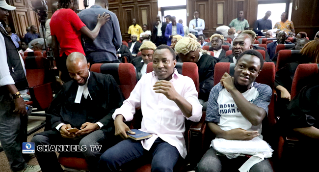 Court Adjourns Sowore's Trial