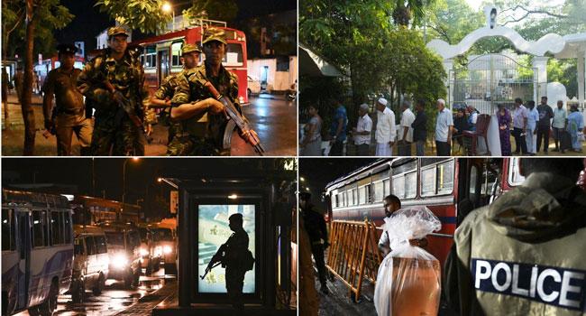Gunmen Fire At Buses Carrying Muslim Sri Lankan voters