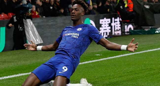 Abraham, Pulisic Lift Chelsea Into Third