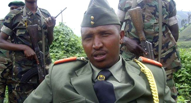 Congolese Warlord 'Terminator'  Gets Harshest ICC Sentence Ever