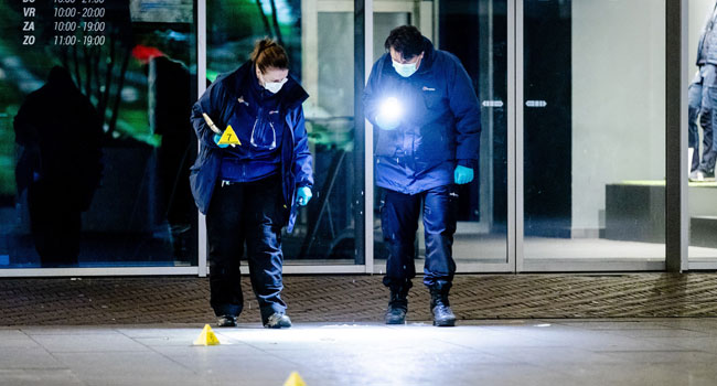 Dutch Police Begin Manhunt For Suspect After Three Stabbed In The Hague