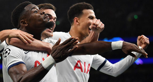 Tottenham Survive Scare To Make Last 16 On Mourinho's Home Bow