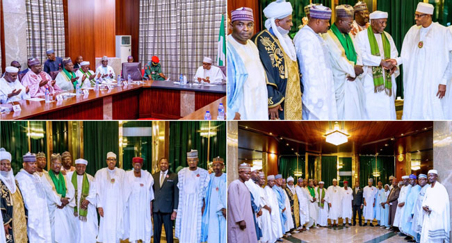 We Will Not Allow Religion To Divide Nigerians – Buhari