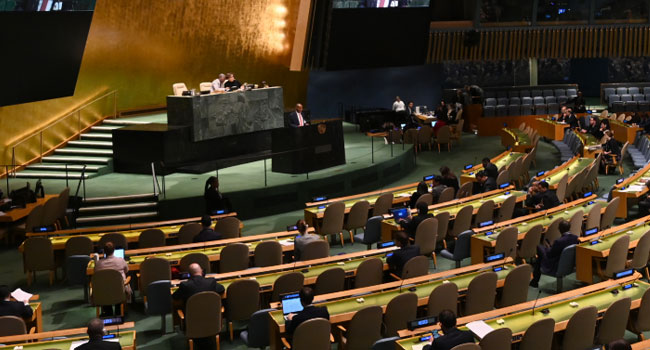 UN Assembly Condemns US Embargo On Cuba