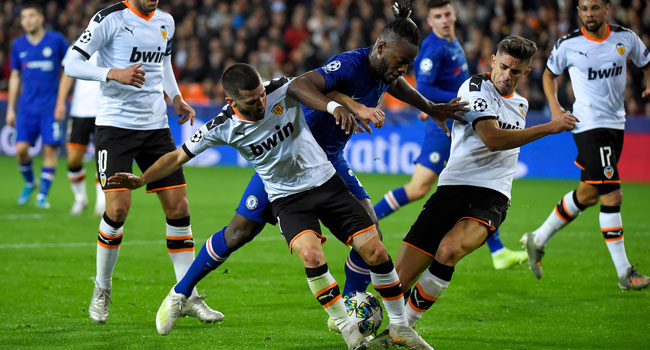 Valencia Delay Chelsea's Last 16 Spot After Thrilling Draw