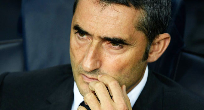 Barca Can Hurt Inter Without Messi, Valverde Warns