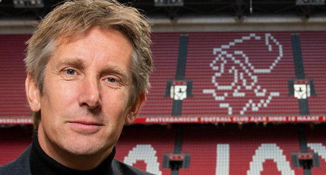 Ajax Reappoint Van der Sar As Chief Executive Until 2023