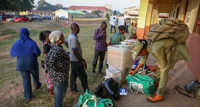 Kogi Elections: Late Arrival Of Security Operatives Delay Voting In Lokoja – Itodo - Channels Television