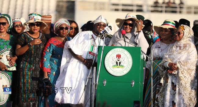 Forgive And Forget, Aisha Buhari Tells Kogi Residents