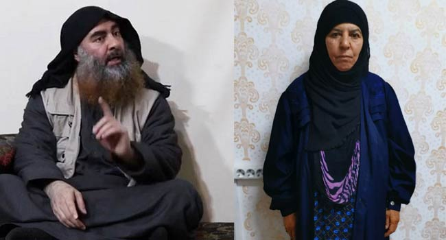 Turkey Has Captured Sister Of Slained Islamic State Leader – Official