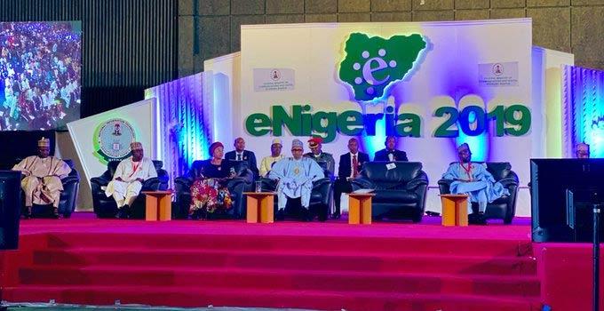 E-Nigeria Conference: Buhari Unveils Strategy For Digital Economy