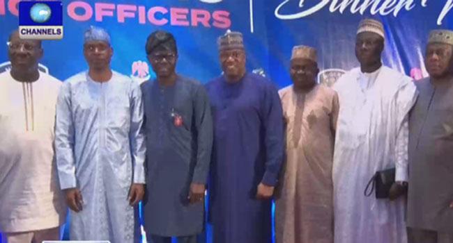 Police Honour Sanwo-Olu, Obaseki, Momoh, Others