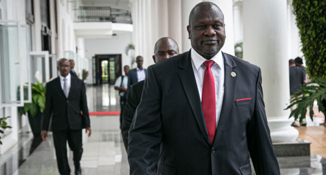 South Sudan Rival Leaders Given 100 Days To Form Unity Government