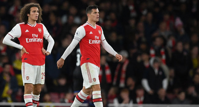 Xhaka Says He Is Ready To Battle For Arsenal Place