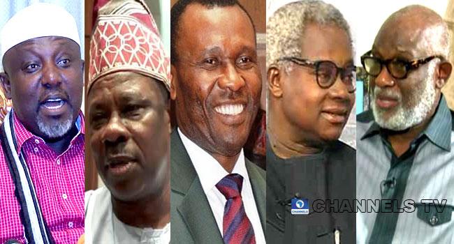 APC Lifts Suspension On Okorocha, Amosun, Akeredolu, Others