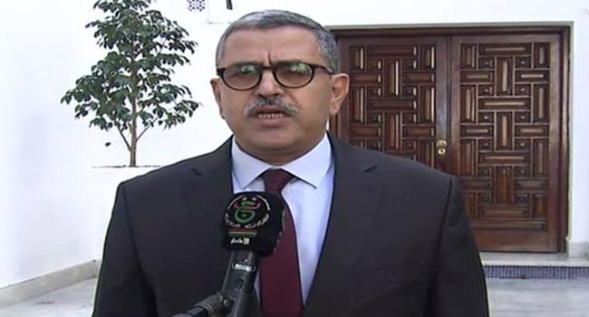Algeria's New Prime Minister Pledges To Regain Trust