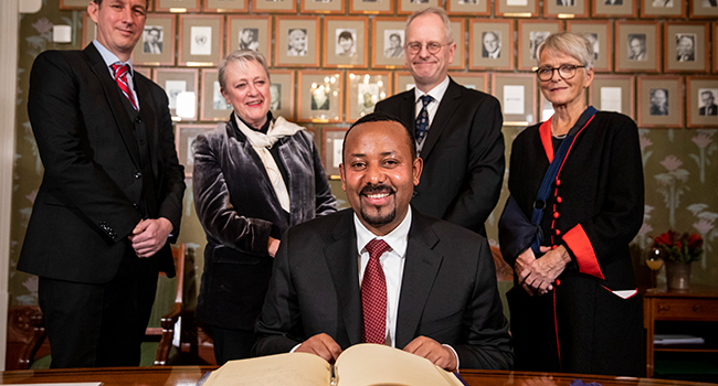 10 Things You Should Know About Nobel Laureate, Abiy Ahmed