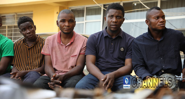 Police Arraign Five Suspects Arrested Over Abuja Failed Bank Robbery