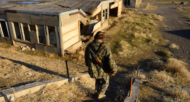 10 Afghan Soldiers Killed In Taliban Attack On Military Base