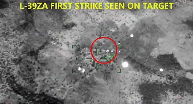 Air Force Kills Several Boko Haram Terrorists In Borno