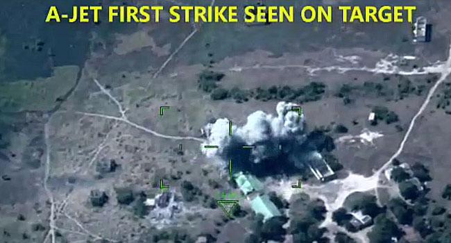 Air Strikes Kill Key ISWAP Leaders In Borno, Says NAF